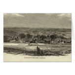 Entrance to the Park, Goodwood Greeting Cards