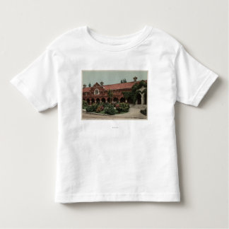 Entrance to the Smiley Public Library Toddler T-shirt