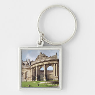 Entrance to the stables keychain