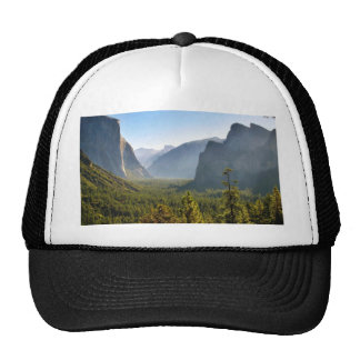 Entrance To The Yosemite Valley Trucker Hat