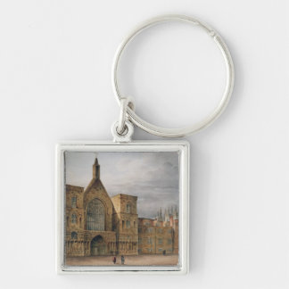 Entrance to Westminster Hall, 1807 Key Chains