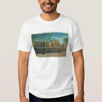 Entrance View to the Auburn Prison T-Shirt