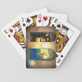 Entranceway 101 Playing Cards Lomo