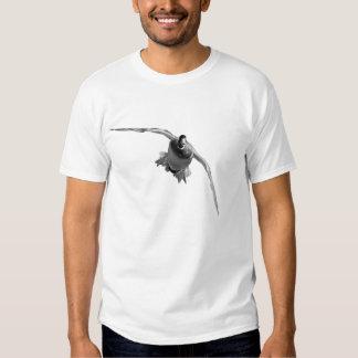 Entrante - camiseta del pato del pato silvestre de playera
