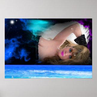 entre-cielo-y-tierra-poster del angeldreamz póster