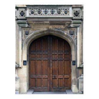 Entre en las puertas del parlamento - Westminster Tarjetas Postales