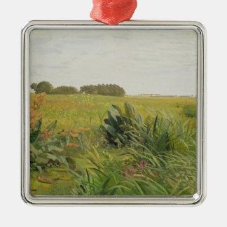 Entre Geest y el pantano, c.1880 Ornamento Para Arbol De Navidad