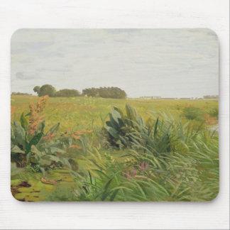 Entre Geest y el pantano, c.1880 Alfombrillas De Ratón
