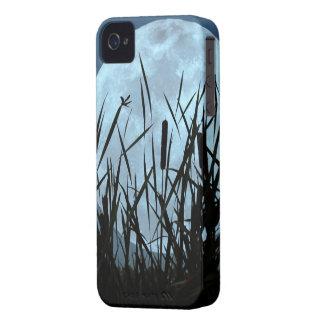 Entre la luna y el caso del pantano iPhone4 Case-Mate iPhone 4 Fundas