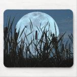 Entre la luna y el pantano Mousepad