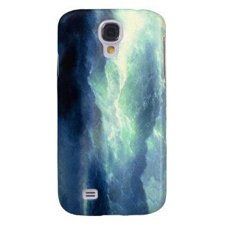 Entre las ondas funda para galaxy s4