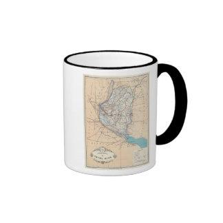 Entre Rios la Argentina Tazas De Café