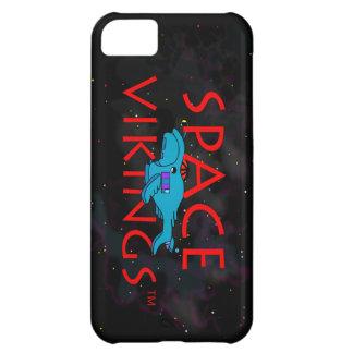 Entrega 2 del logotipo w BS del título de Vikingos Funda Para iPhone 5C