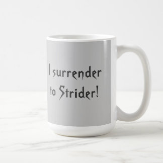 Entrega a la taza de Strider