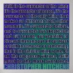 Entrega de Christopher Hitchens el | del poster de