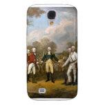 Entrega de general Burgoyne - 1822