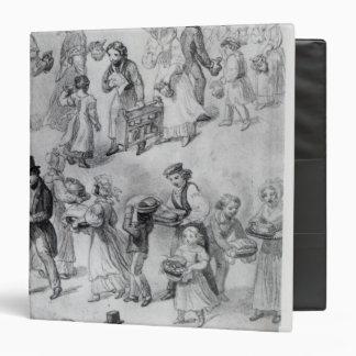Entrega de la cena, 1841
