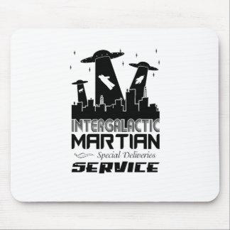 Entrega de Scape Martian de la ciudad Tapetes De Raton