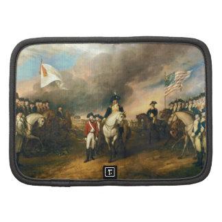 Entrega de señor Cornwallis de Juan Trumbull 1820 Planificador