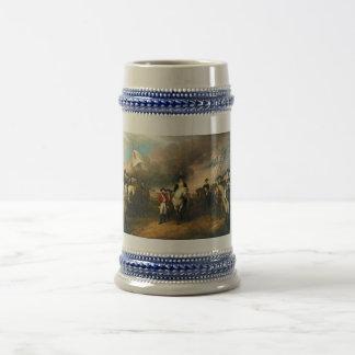 Entrega de señor Cornwallis de Juan Trumbull 1820 Jarra De Cerveza