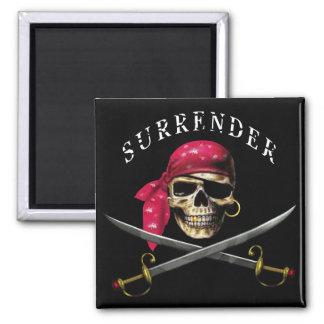 """Entrega del pirata"" por Cheryl Daniels Iman De Frigorífico"