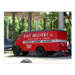 entrega del revolución postal