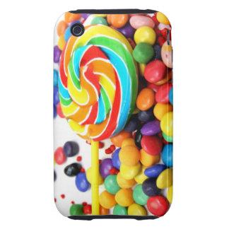 Entrega dulce iPhone 3 tough fundas