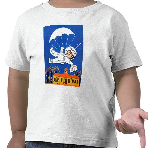 Entrega especial camiseta