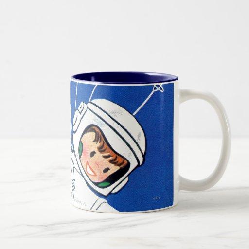 Entrega especial tazas de café
