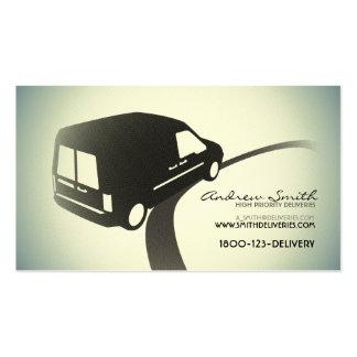 Entrega Van/tarjeta de visita de la manitas Tarjetas De Visita