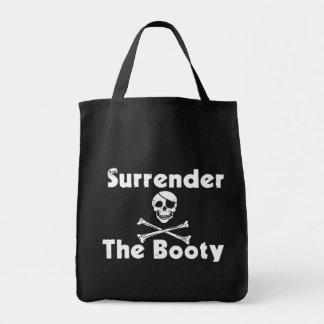 Entregue el botín - para los piratas bolsa