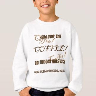 Entregue el café poleras