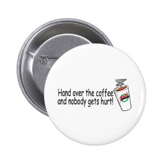 Entregue el café y nadie consigue el daño 2 pin