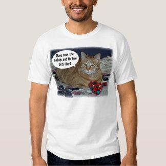 Entregue el Catnip y nadie consigue daño Camisas