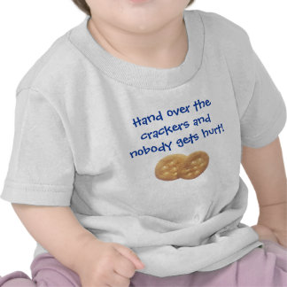 Entregue las galletas… camisetas