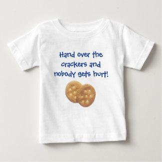 Entregue las galletas… playeras