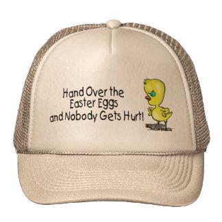 Entregue los huevos de Pascua y nadie consigue dañ Gorras
