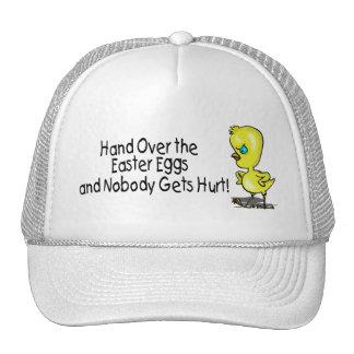 Entregue los huevos de Pascua y nadie consigue dañ Gorro