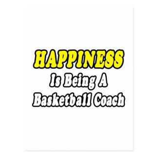 Entrenador de béisbol de la felicidad… postales