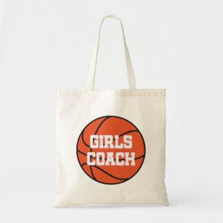 Entrenador de béisbol de los chicas