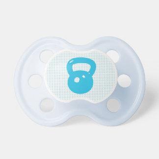 Entrenamiento de Kettlebell Chupetes Para Bebes