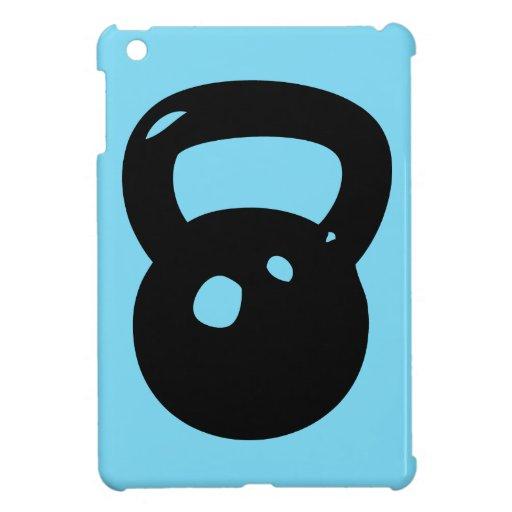 Entrenamiento de Kettlebell iPad Mini Protectores