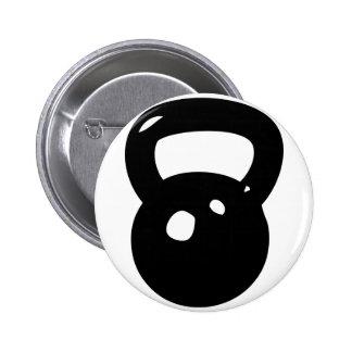 Entrenamiento de Kettlebell Pin