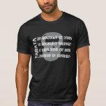 Entrenamiento de Tabata Crossfit Camisetas