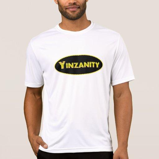 entrenamiento del yinzanity camisetas