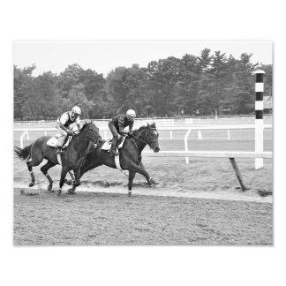 Entrenamientos de Ken McPeek en Saratoga Fotografías