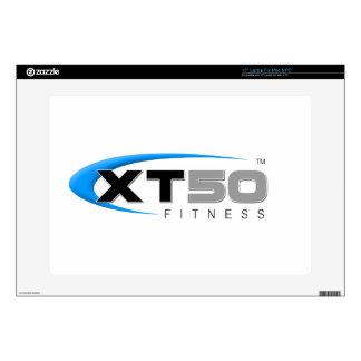 Entrenamientos en línea de la aptitud XT50 Calcomanía Para 38,1cm Portátil