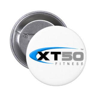 Entrenamientos en línea de la aptitud XT50 Pin Redondo 5 Cm