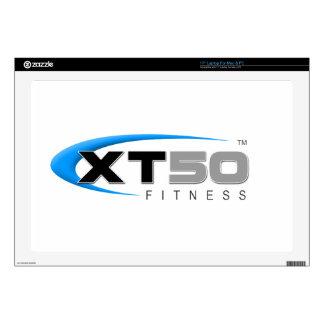 Entrenamientos en línea de la aptitud XT50 Skins Para 43,2cm Portátiles