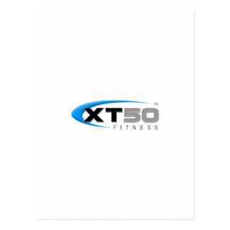 Entrenamientos en línea de la aptitud XT50 Tarjeta Postal